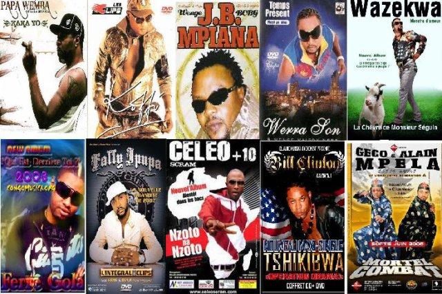 Blog sur l'actualité musicale du Congo-Kinshasa