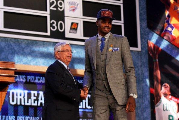 Retours sur la NBA draft 2013