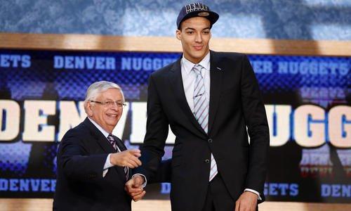 Retours sur les frenchies de la NBA draft 2013