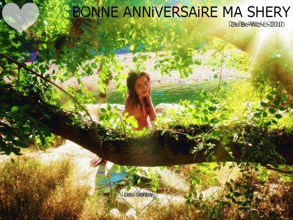 23/10/10 :HAPPY BITHDAY LISA ! 13 ans déjà , je t'aime ma besth =D     -    Skyrock ___Myspace ___ Facebook  __ Youtube  __ Newletters__ Article Présentation