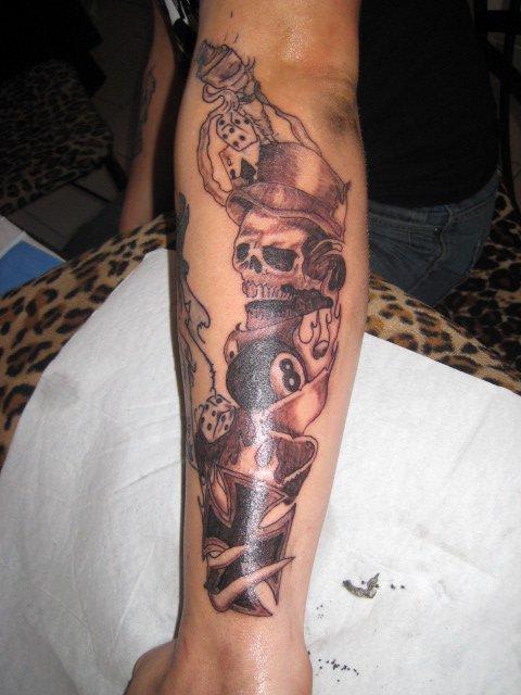 tattoo bob ........