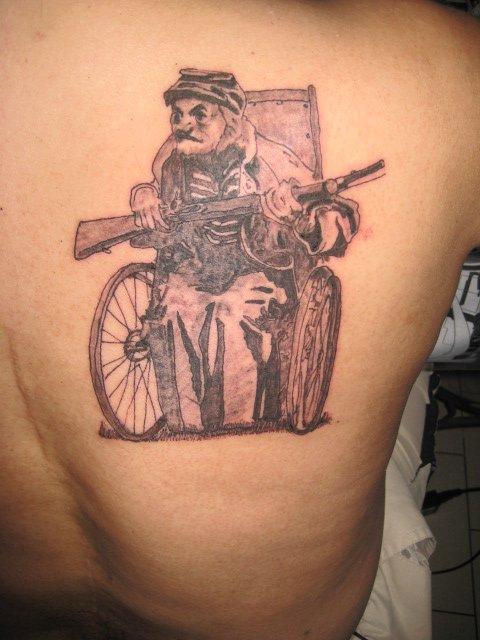 tattoo de la bricole !!!!
