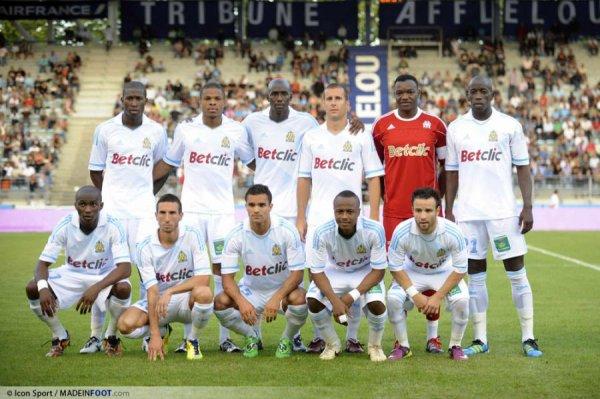 équipe de Marseille :)