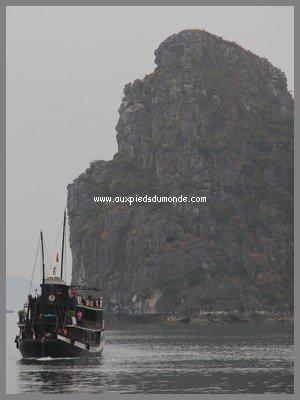 Baie d'Halong à Hanoi.