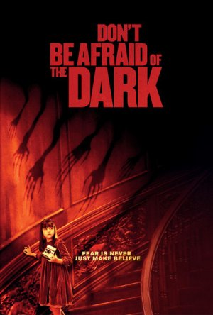 Don't be afraid of the dark - Troy Nixey - 2012