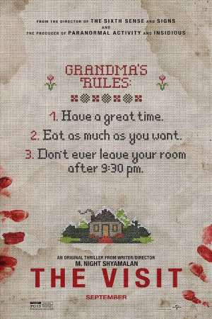 The Visit - M.Night Shyamalan - 2015