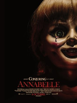 Annabelle - John.R Leonetti - 2014