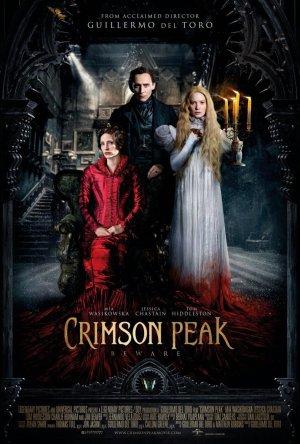 Crimson Peak - Guillermo Del Toro - 2015