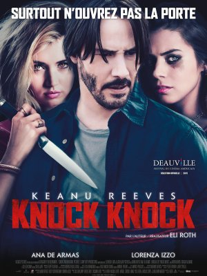 Knock Knock - Eli Roth - 2015