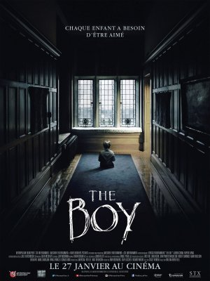 The Boy - William Brent Bell - 2016