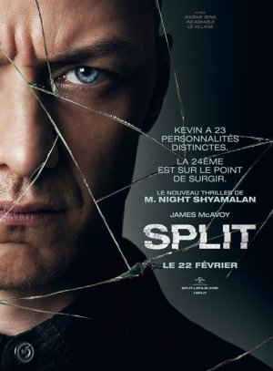 Split -M.Night Shyamalan - 2017