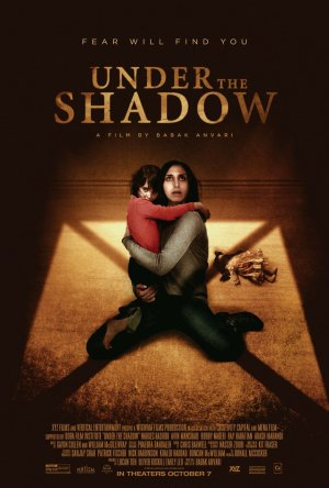Under The Shadow - Babak Anvari - 2017