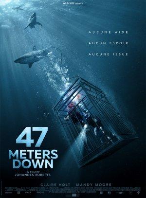 47 Meters Down - Johannes Roberts - 2017