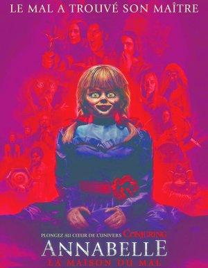 Annabelle, La maison du Mal -  Gary Dauberman - 2019