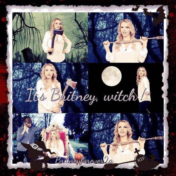 its britney witch