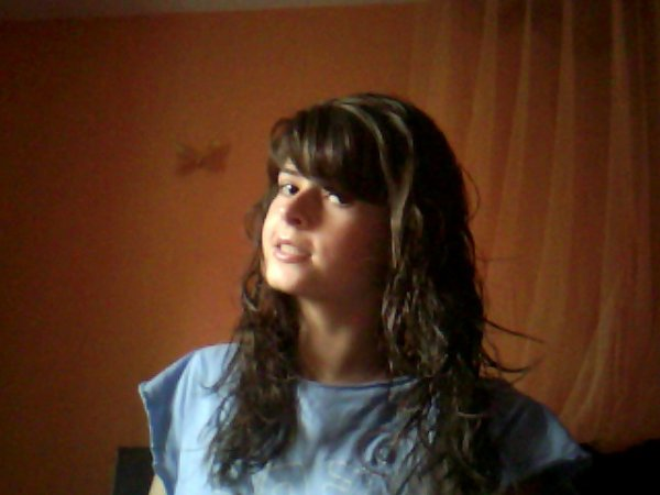 Moi cheveux naturel !!!