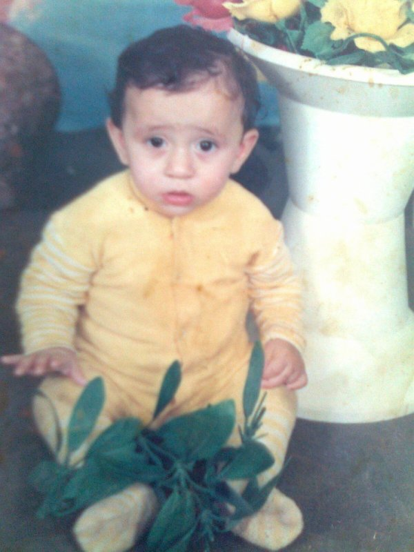 Ce moi Quand j'étais un bébé