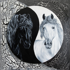 le yin et le yang du cavalier