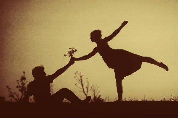 «J'aurai voulu te garder dans mes bras pour toujours mais l'éternité m'aurait paru trop courte.»