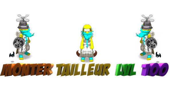 Article #1 : Tuto Monter son Tailleur lvl 100