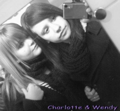 » UNҼ MҼiiLLҼURҼ AMiiҼ ON ҼN A QUNҼ&. MOii J'AI TROUVҼR LA MiiҼNNE .. DEJA 3 ANS .. *  Charlotte&Wendy♥