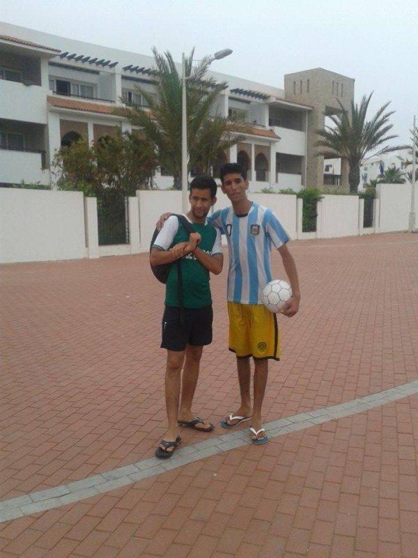 Mer d'Agadir
