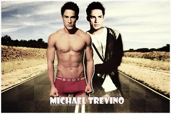 WWW.MICHAEL-TREVINO.SKYROCK.COM♦  Ta meilleure source d'actu' sur Michael Trevino ! Michael Anthony Trevino est un acteur américain, né le 25 janvier 1985 en Californie (Etats-Unis). Il a débuté en 2005, à l'âge de 20 ans, en apparaissant dans un épisode de Summerland et Charmed. Puis, en 2006, il a joué dans le téléfilm Disney, Les S½urs Callum. Il est aussi apparu dans des séries comme FBI : Portés disparus, Les Experts : Miami, Bones, Cold Case : Affaires classées. En 2008, il a joué dans trois épisodes de 90210 Beverly Hills : Nouvelle Génération. En 2009, on le voit dans les séries Mentalist, Les Experts : Manhattan et Les Experts. Depuis 2009, il incarne Tyler Lockwood, un des personnages principaux, dans la série dramatique/fantastique Vampire Diaries.(c)wikipédia, modifié par mes soins