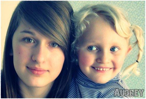 Audrey & Julie *