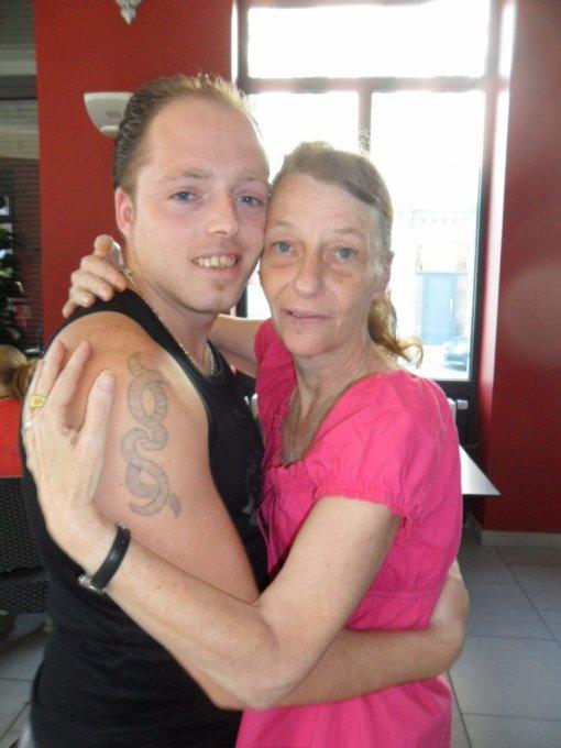 mOn hOmme et ma maman