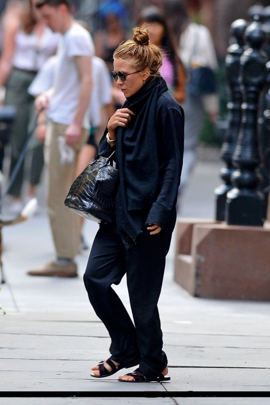 Mary-kate Olsen , Aout 2012