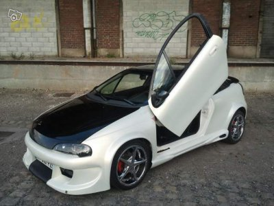Opel tigra 1,4L 16S