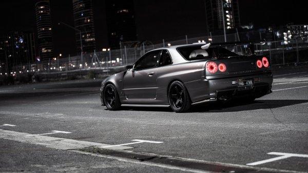 Nissan Skylin <3