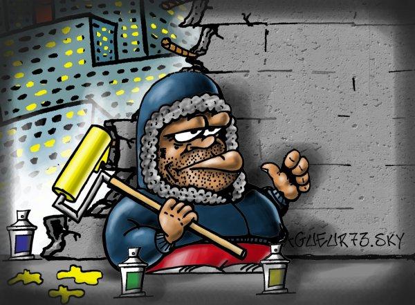 Nouvelle TEAM de Graffeurs