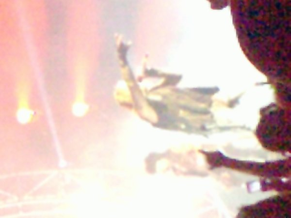 Concert Mötley Crüe au Zénith de Paris le 18 Juin 2012 <3