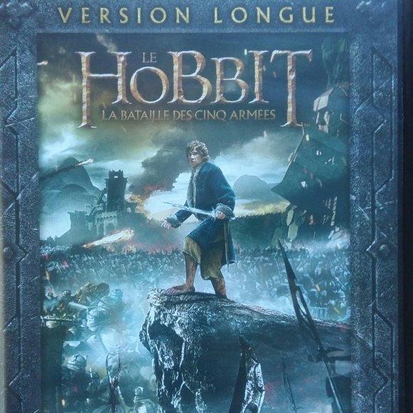 Achat du jour ! coffret dvd integral #LeHobbit