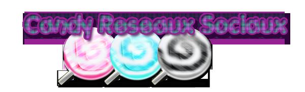 Candy Reseaux Sociaux