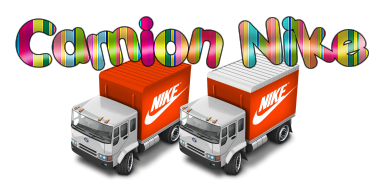 Camion Nike