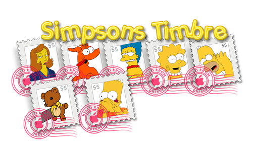 Simpsons Timbre