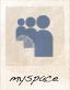 Réseaux sociaux Vintage