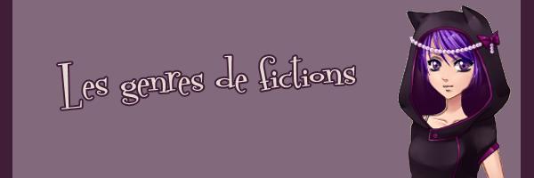 Les genres de fictions