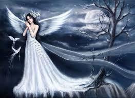 L'Ange, une âme qui s'est envolée vers les étoiles