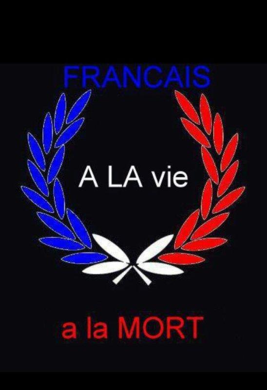 Fier être français