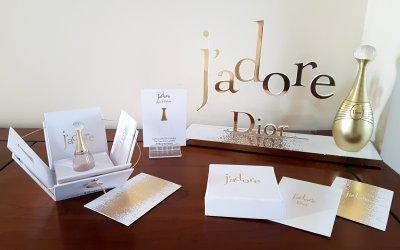 12 mars 2017 J'adore - Christian Dior