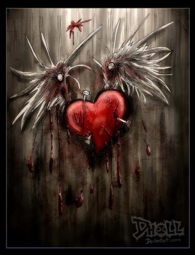 « Vivre  c'est  aimer,  Aimer  c'est  souffrir,  Souffrir  c'est  mourir... Alors pourquoi vivre ?  »                     Clotilde  de  Vaux