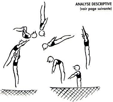 Trampo : Comment réussir un salto arrière ?
