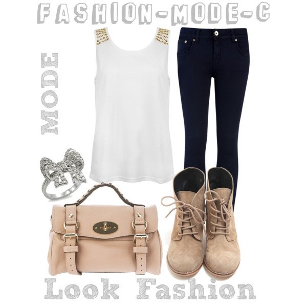 Tenue Look Fashion !