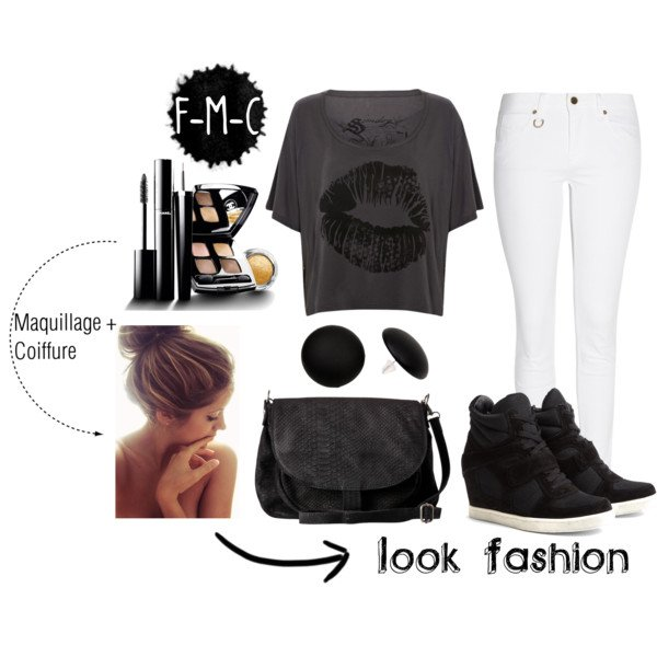 Tenue Look Fashion 8 !