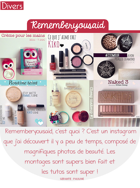 Rememberyousaid !