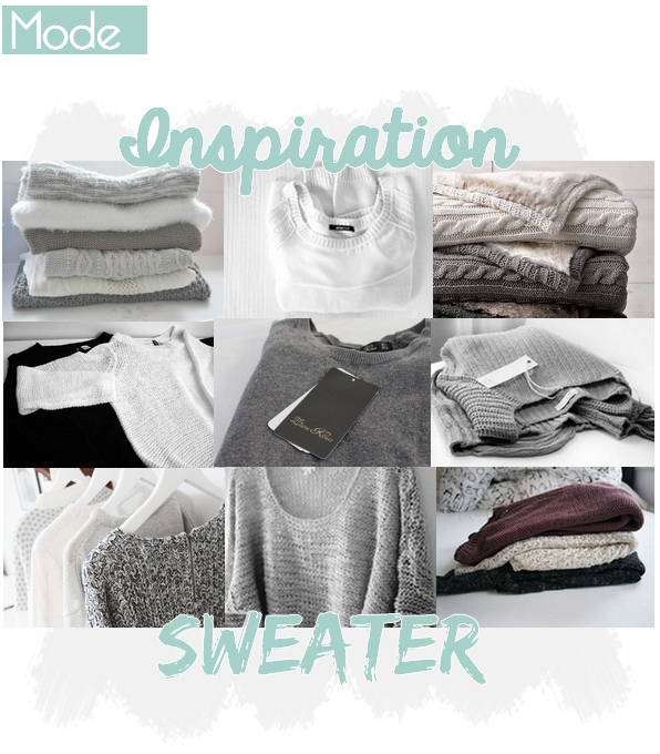 Inspiration Sweater !