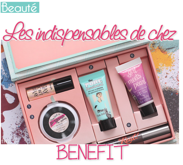 Indispensables Benefit !